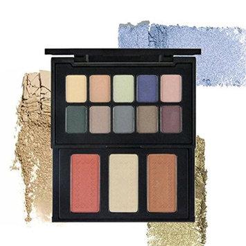 RNTOP 13 colors Eyeshadow Blush Loose Powder Mineral Shimmer Metallic Glitter Powder