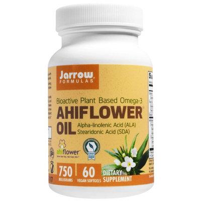 Jarrow Formulas, Ahiflower Oil, 60 Veggie Softgels