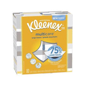 Kleenex® Multicare Tissues