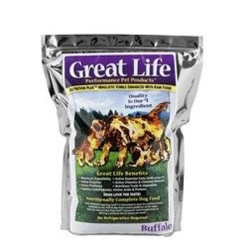Great Life Buffalo Dry Dog Food 33 lb.