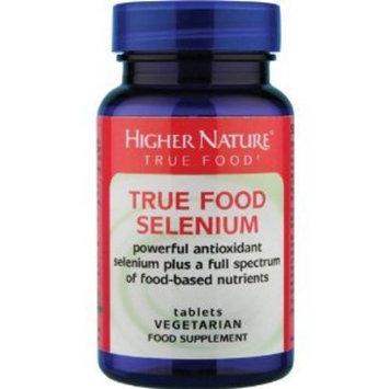 Higher Nature True Food Selenium 60 tablets