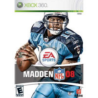Madden 2008 Xbox 360 Game EA