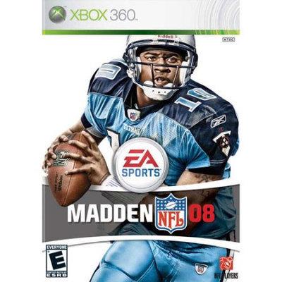 Madden 2008 Xbox 360 Game EA