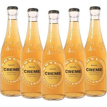 Boylan Bottle Works, Crème, 12 oz., 12 Piece