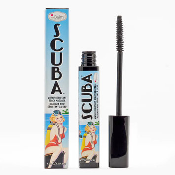 Mistique Water Resistant Mascara, Black