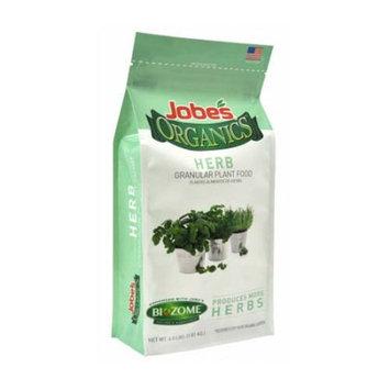 Jobe's 09127 Organics Herb Granules Plant Food, 4 Lbs