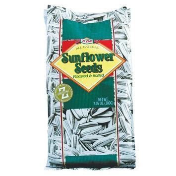 Ziyad Rstd and Sltd Sunflower Seeds, White 200 gm, (Pack 1)