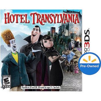 Gamemill Hotel Transylvania (Nintendo 3DS) - Pre-Owned