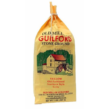 Mill of Guilford Southern Style Yellow Grits, 2 Lbs