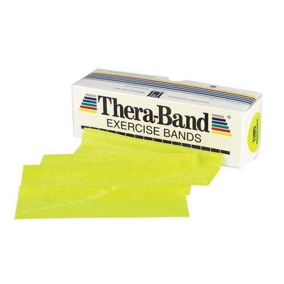 Theraband 6 Yard Exercise Band - Thin - Yellow