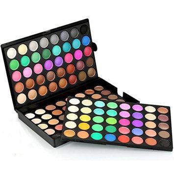 Eye Shadow HP95(TM) 120 Colors [Matte & Shimmer] Cosmetic Powder Eyeshadow Palette Makeup Set
