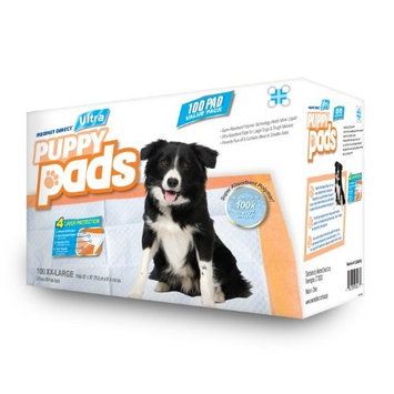 Mednet Direct Ultra Absorbent Pet Training and Puppy Pads for Dogs and Pets, XXL-Large []