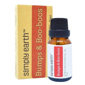 Simply Earth Bumps & Boo-boos Essential Oil Blend