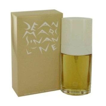 Jean Marc Sinan Lune Eau de Toilette Spray for Women (Refillable), 2.5 Ounce