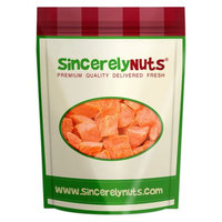 Sincerely Nuts Dried Papaya, Chunks, 1 Lb
