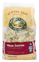 Natures Nature's Path Organic - Cereal Mesa Sunrise Gluten-Free Resealable Eco Pac - 26.5 oz(pack of 2)