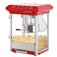 NEW Clevr 8oz Popcorn Machine