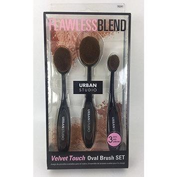 Velvet Touch Oval Brush Set