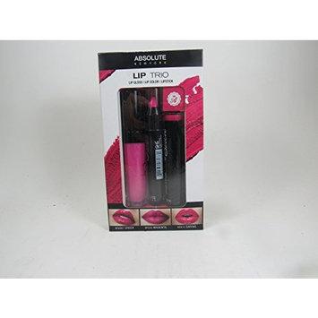 Lip Trio Lip Gloss, lip Color, Lip Stick
