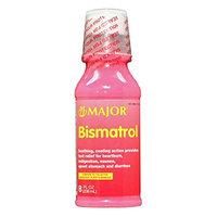 3 Pack Major Bismatrol Digestive Relief Compare to Pepto-Bismol 8 Oz Each