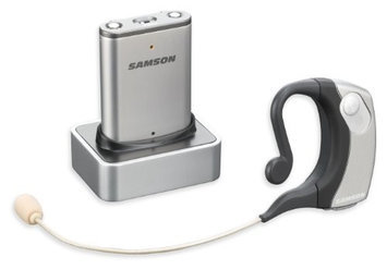 Samson AirLine Micro UHF Wireless Earset System
