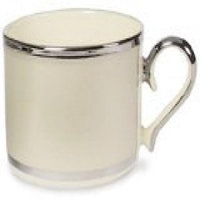 Lenox Ivory Frost Can Cup
