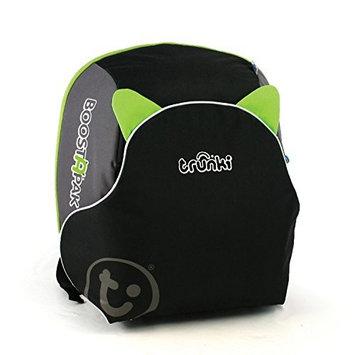 Trunki Boostapak Car Booster Seat - Green