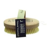 Hydrea London Dry Skin Body Brush with Cactus Bristle, Hard Strength