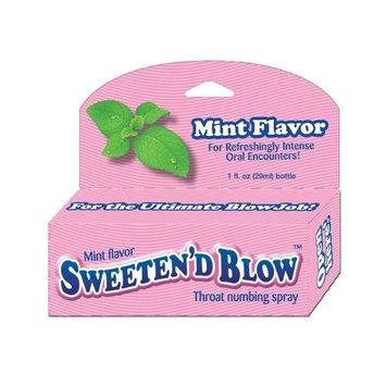 Sweetend Blow Throat Spray - Mint
