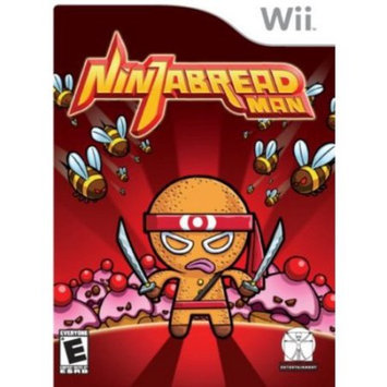 Svg Distribution Ninjabread Man - Wii