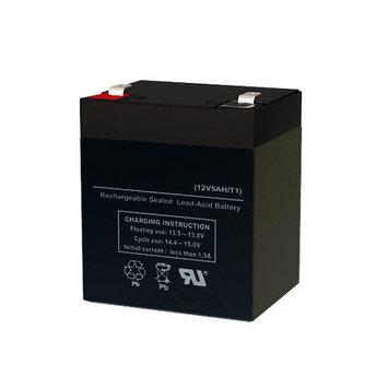 Universal Power UB1250 (D5741) F1 Battery Replacement (12V 5AH SLA Battery)
