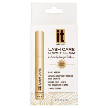Eyelash Growth Products-IT Lash Care Growth Serum, Multi Patented Advanced Peptide Promotes Lash Gro