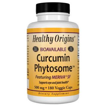 Healthy Origins Curcumin Phytosome 500 mg (Meriva), 180 Veggie Capsules