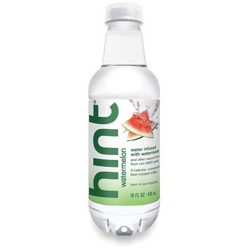 Hint Water Watermelon, 16oz (Pack of 12)