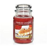 Yankee Candle 22 oz Jar Caramel Pecan Pie
