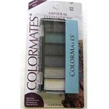 Merchandise 8646821 Colormates 5Pan Eye Shadow Mineral Green