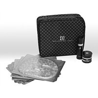 Brilliance New York Women's Caviar & Diamond 4-Piece Gift Set