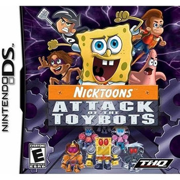 Thq, Inc. Nicktoons: Attack of the Toybots (used)