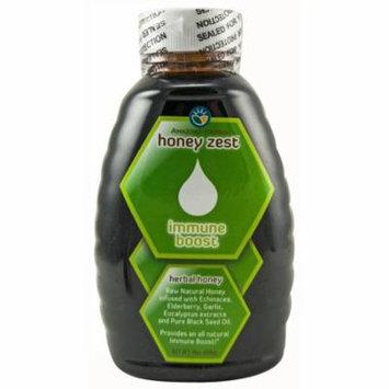Amazing Herb Honey Zest Immune Boost Bottle, 16 OZ