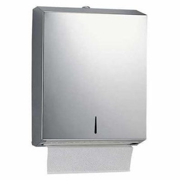 Tough Guy 1ECK4 Multifold Paper Towel Dispenser, Pull