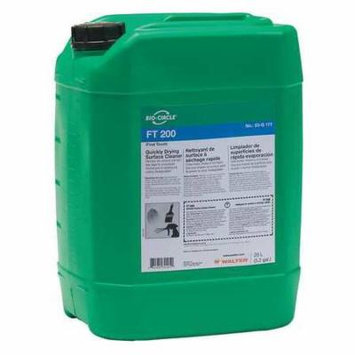 Fast Drying Surface Cleaner,5.3gal,Clear BIO-CIRCLE 53G177
