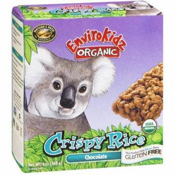 Nature's Path Envirokidz Envirokidz Koala Chocolate Crispy Rice Cereal Bars, Organic, 6 OZ (Pack of 6)