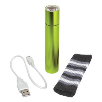 P3 P8440- Green 2,200mah Smart Warmer/charger (green)