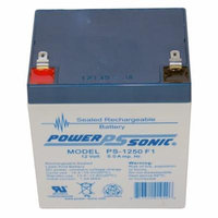 CA1240 12V 4AH FIRST ALERT ADT ALARM BATTERY REPLACEMENT