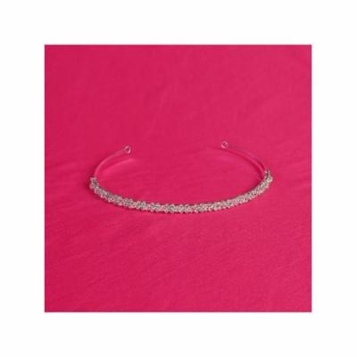 Girls Swarovski Crystal Rhinestone Precious Headband