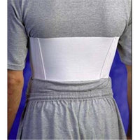 Living Health Products AZ-74-2101-MM 8 in. Rib Belt Male Medium