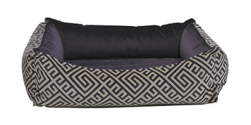 Bowsers Pet Products Bowsers Oslo Ortho Pet Bed Avalon Microvelvet, Size: Large