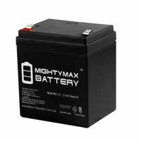 12V 5AH SLA Replacement Battery for Ansul Alarms A15604