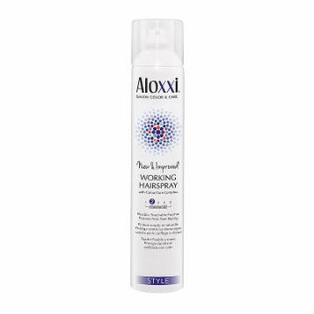 Aloxxi Working Hairspray - 9.1 Oz. - Hair Sprays - No Color
