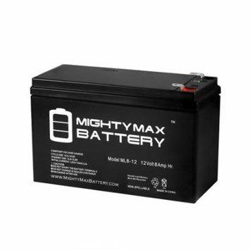 12V 8Ah SLA Battery Replacement for Flexi PRO AS75 Sprayer